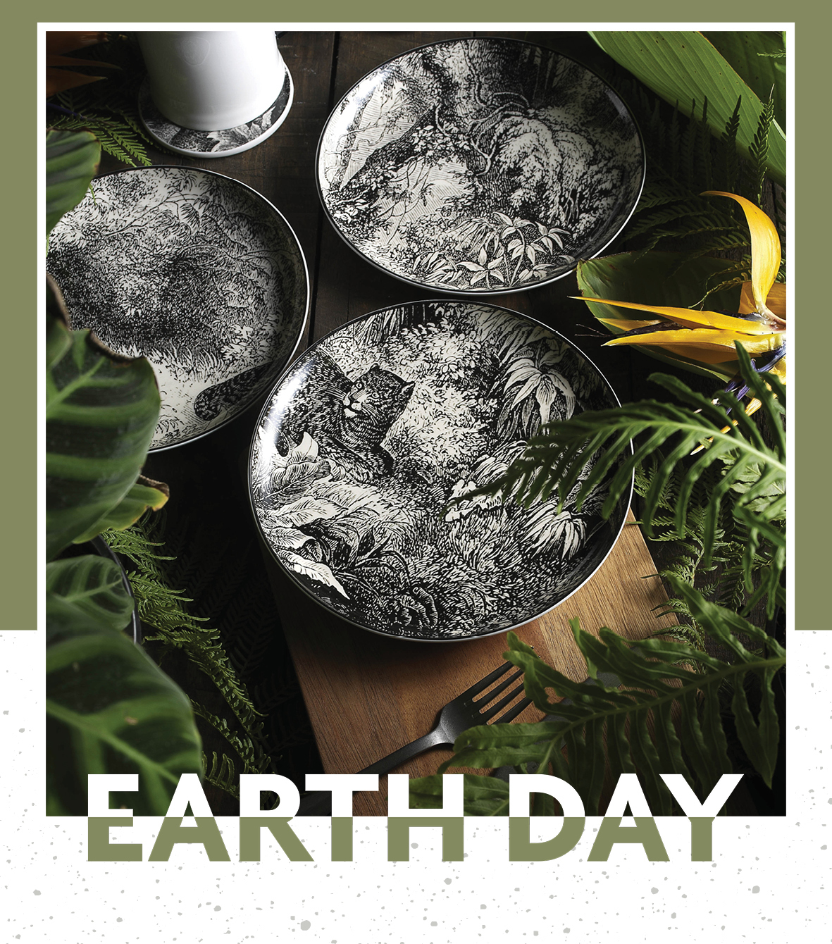 Ecology Supports Earth Day