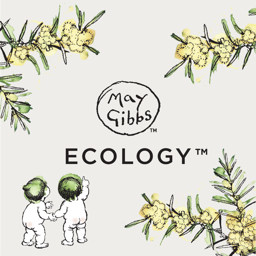 Ecology announces May Gibbs Collaboration