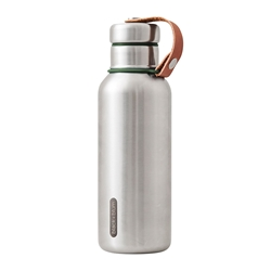Black + Blum Insulated Water Bottle Olive 500ml