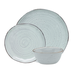 Ottawa 12 Piece Dinner Set Lichen