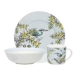 May Gibbs Children's 3 Piece Set Wattle