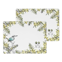 May Gibbs Wattle Set of 2 Large Placemats