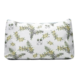 May Gibbs Toiletry Bag Wattle Large