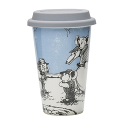 Blinky Bill Travel Mug Blue 240ml