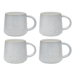 Ecology Lunar Set of 4 Mugs 350ml