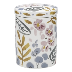 Frida Tea Caddy 14cm