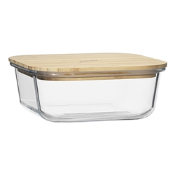 Nourish Square Storage Container 18cm