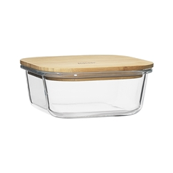 Nourish Square Storage Container 15cm