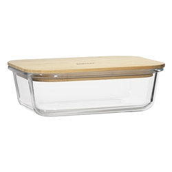 Nourish Rectangle Storage Container 22cm
