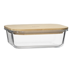 Nourish Rectangle Storage Container 20cm