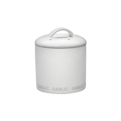 Abode Garlic Canister