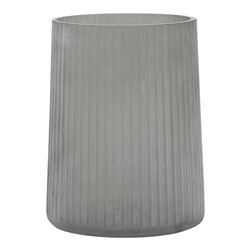 Eyre Vase 19cm Frosted Ore