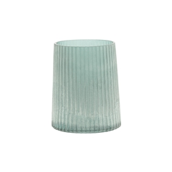 Eyre Vase 11cm Frosted Opal
