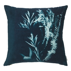 Sunprint Velvet Cushion 50cm x 50cm