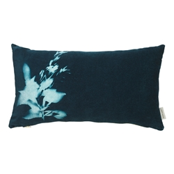 Sunprint Velvet Cushion 30cm x 50cm