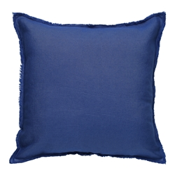 Pacific Stonewash Linen Cushion 45cm