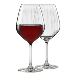 Twill Set of 6 Red Wine Glasses 570ml