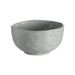 Speckle Noodle Bowl Duck Egg 14cm