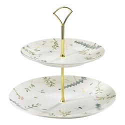 Greenhouse 2 Tier Cake Stand
