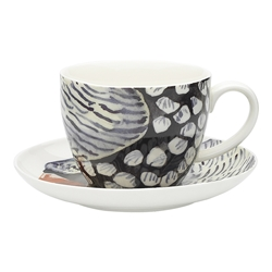 Paradiso Firetail Cup & Saucer 430ml