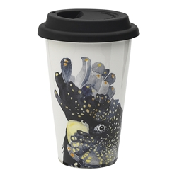 Paradiso Cockatoo Travel Mug 240ml