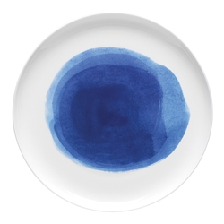 Watercolour Ocean Dinner Plate 27cm