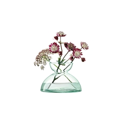 LSA Canopy Vase H9.5cm in Clear