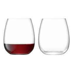 LSA Borough Stemless Set of 4 455ml