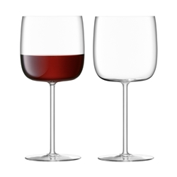 LSA Borough Wine Glass Set of 4 450ml