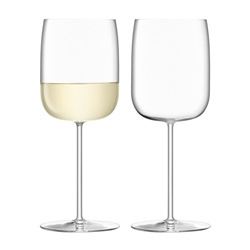LSA Borough Wine Glass Set of 4 380ml
