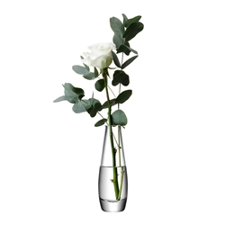 LSA Flower Single Stem Vase 17cm