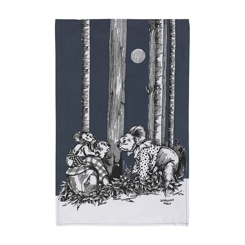 Blinky Bill Tea Towels Ink Set of 2