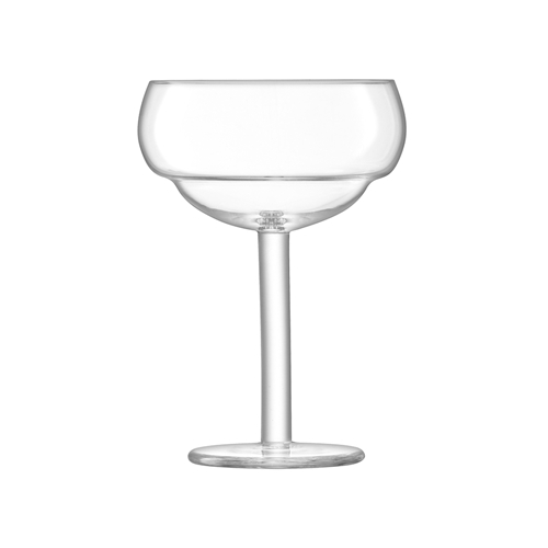 LSA Mixologist Cocktail Coupe Glasses Set of 2 Glasses 320ml